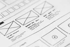 advantages of wireframing a website, wireframe