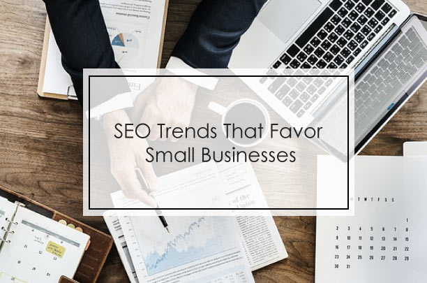 SEO Trends That Favor Small Businesses