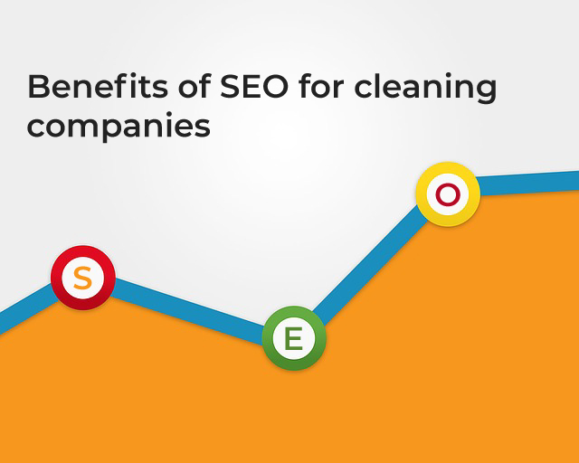 Benefits of SEO for cleaning companies